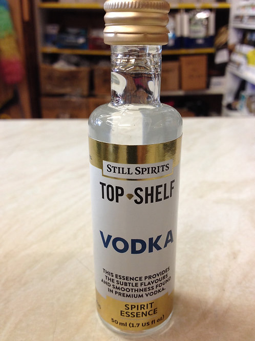 Still Spirits Top Shelf Vodka