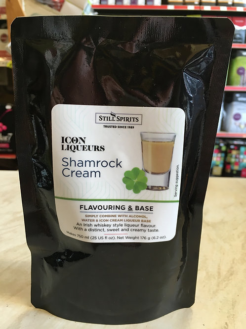Still Spirits Shamrock Cream Icon Top up Liqueur Kit
