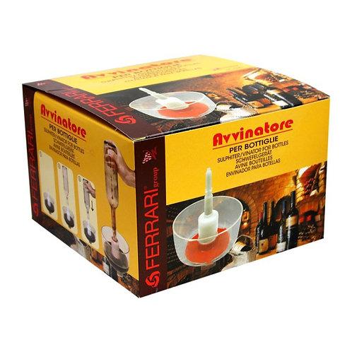 Sulphitor Bottle Rinser