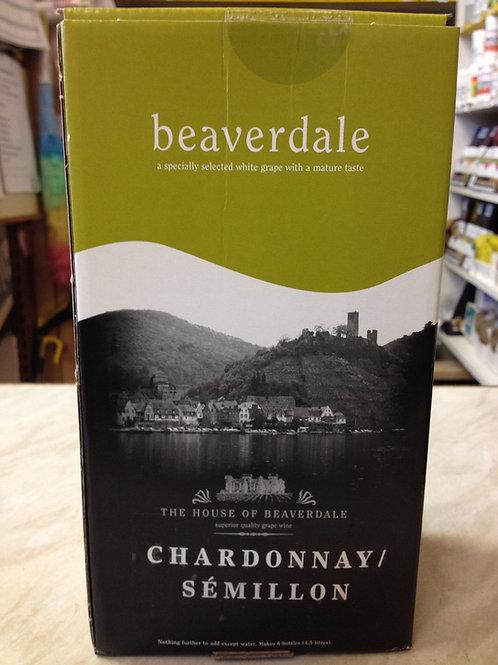 Beaverdale Chardonnay Semillon 6 Bottle Kit