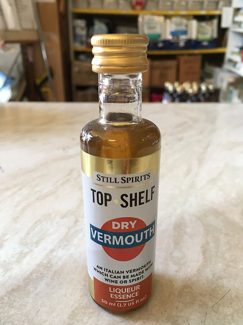 Still Spirits Top Shelf Dry Vermouth