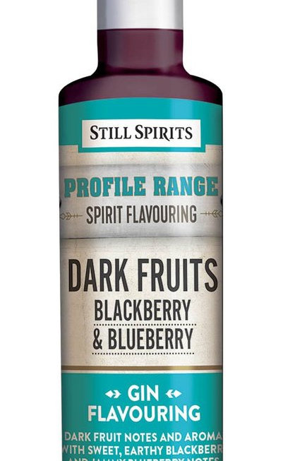 Blackberry & Blueberry Flavouring