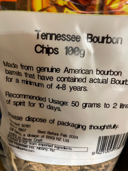 Tennessee Bourbon Chips