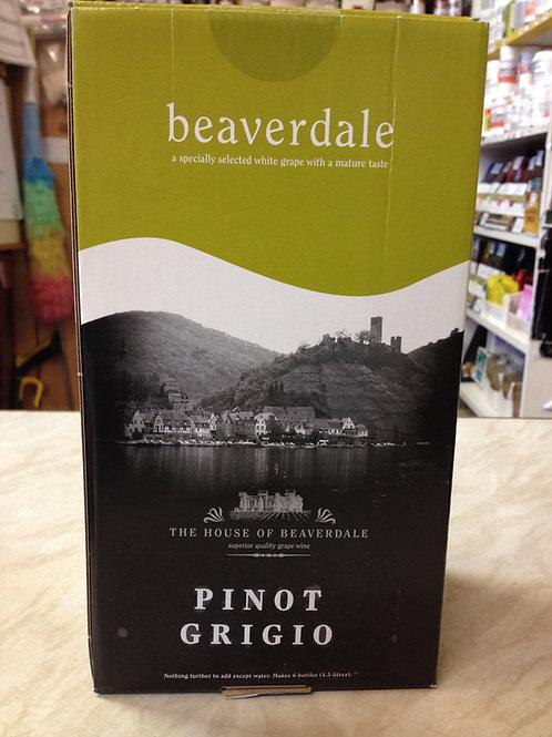 Beaverdale Pinot Grigio 6 Bottle Kit