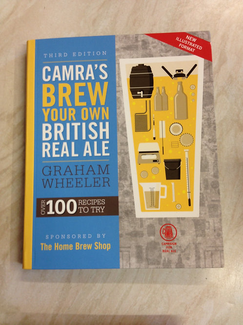 CAMRA's Brew Your Own British Real Ale