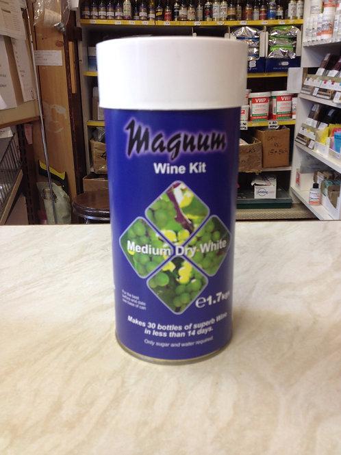 Magnum White Wine 30 bottle kit
