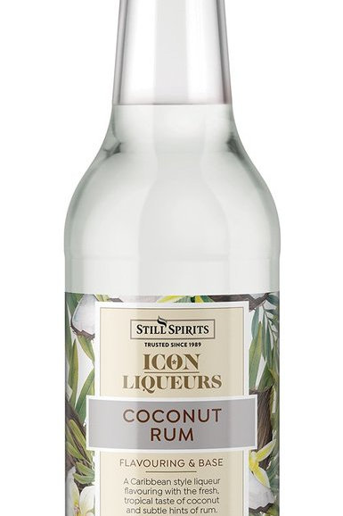 Still Spirits Icon Liqueurs Coconut Rum (Glass Bottle)
