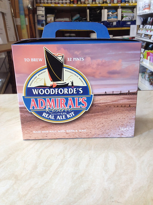 Woodforde's Admiral's Reserve
