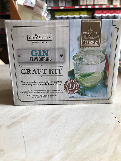 Still Spirits - Gin Flavouring Craft Kit