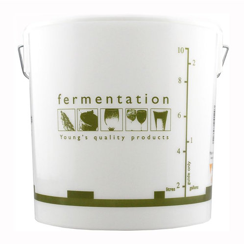 10 Litre Fermentation Vessel (Full Colour-Graduated)