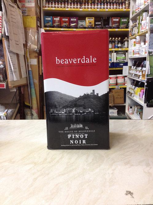 Beaverdale Pinot Noir 30 bottle kit (6 litres)