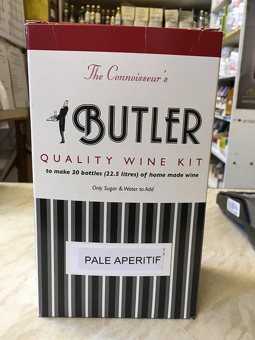 Butler Pale Aperitif 30 bottle kit (BBE Jan 18)