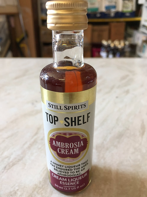Still Spirits Top Shelf Ambrosia Cream
