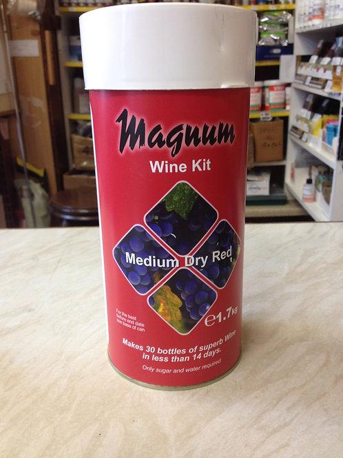 Magnum Red Wine 30 bottle kit