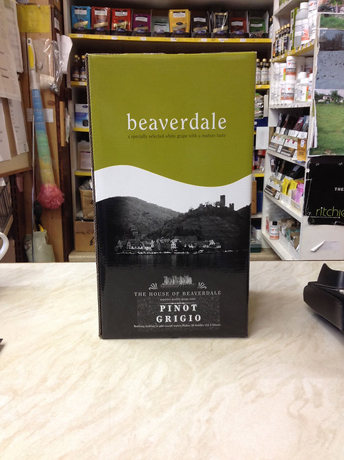 Beaverdale Pinot Grigio 30 bottle kit