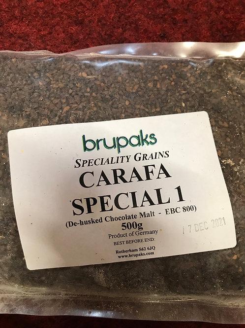Carafa Special 1 malt - Crushed 500g