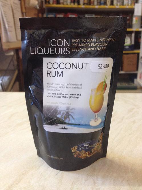 Still Spirits Coconut Rum Icon Top up Liqueur Kit