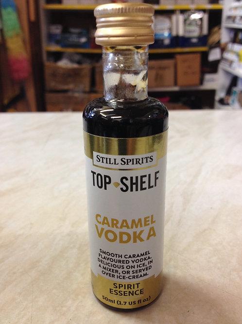 Still Spirits Top Shelf Caramel Vodka