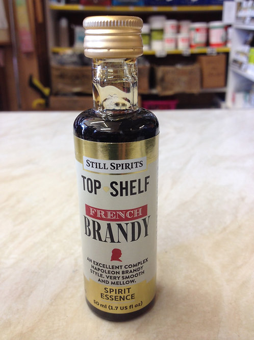 Still Spirits Top Shelf French Brandy