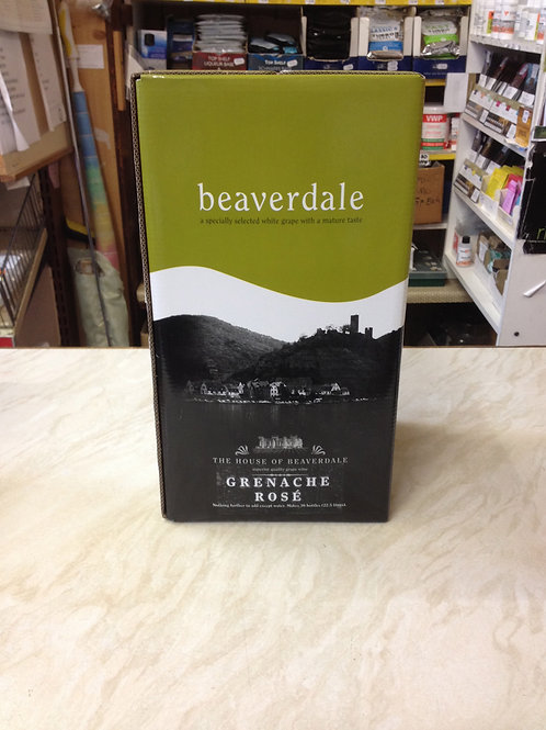 Beaverdale Grenache Rose 30 bottle kit (6 litres)