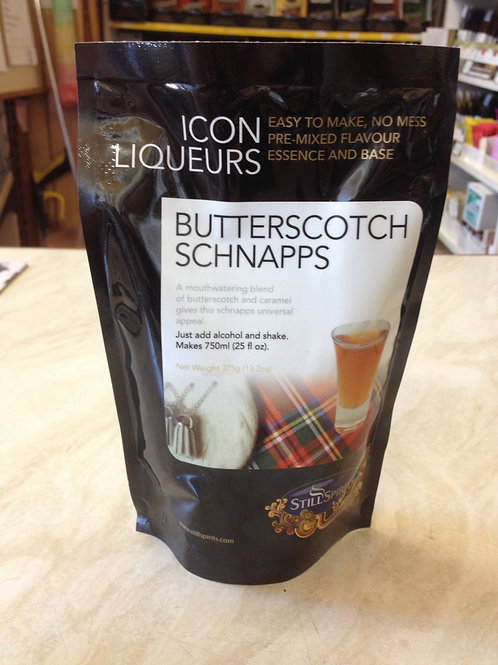 Still Spirits Butterscotch Schnapps Icon Top Up