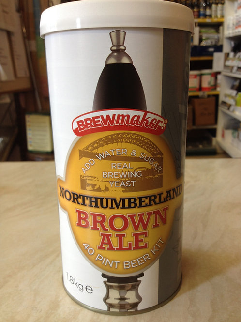 Brewmaker Northumberland Brown Ale 1.8Kg
