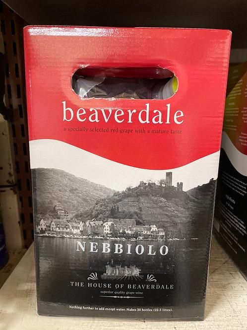 Beaverdale Nebbiolo 30 bottle kit