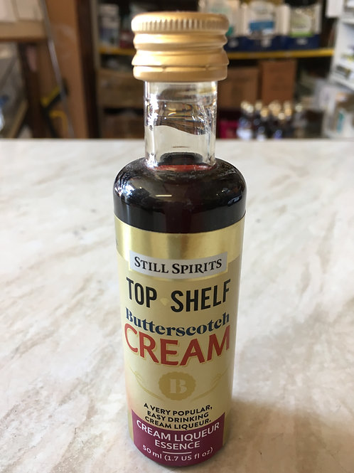 Still Spirits Top Shelf Butterscotch Cream