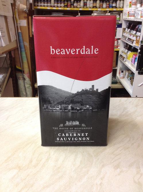 Beaverdale Cabernet Sauvignon 30 bottle kit (6 litres)