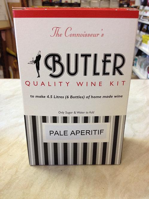 Butler Connoisseur Pale Aperitif 6 bottle kit