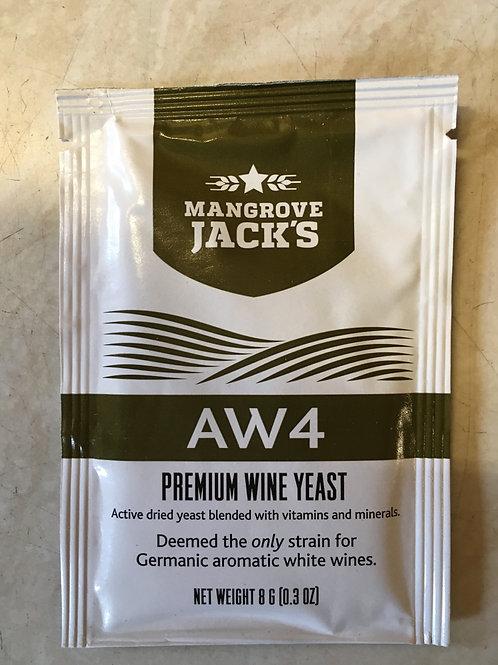 Mangrove Jacks AW4 Premium Wine Yeast
