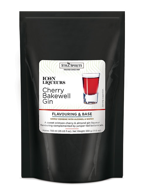 SS Cherry Bakewell Gin Icon Liqueur Kit (LE)