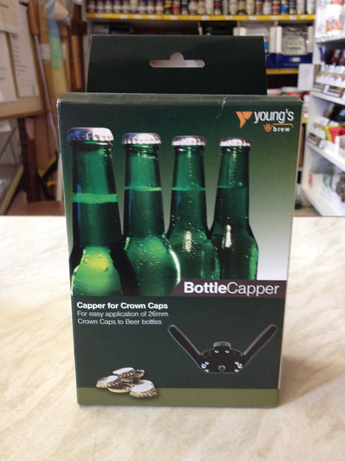 Young's Beer Capper Boxed