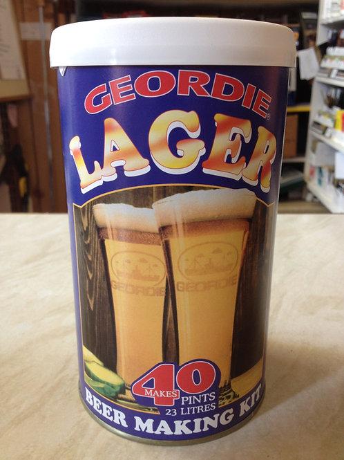 Geordie Lager 40pt