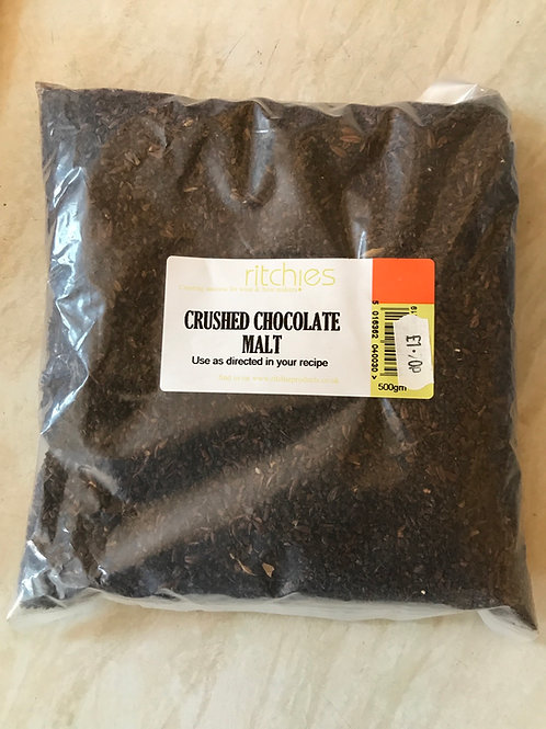 Crushed Chocolate Malt