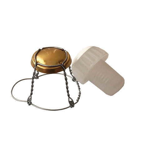 Champange Stoppers / Cages (10's)