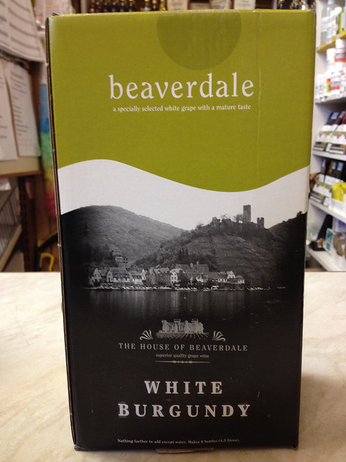 Beaverdale White Burgundy 6 Bottle Kit