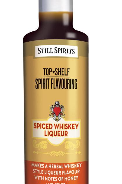 Still Spirits Top Shelf Spiced Whiskey Liqueur