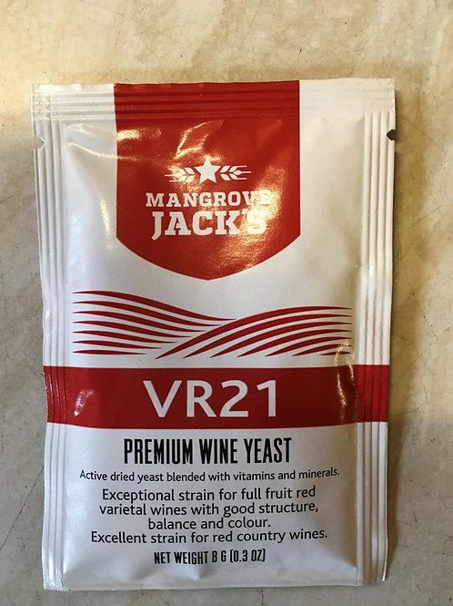 Mangrove Jacks VR21 Premium Wine Yeast