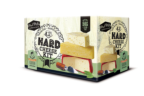 Mad Millie Hard Cheese Kit (PAST BBE DATE)