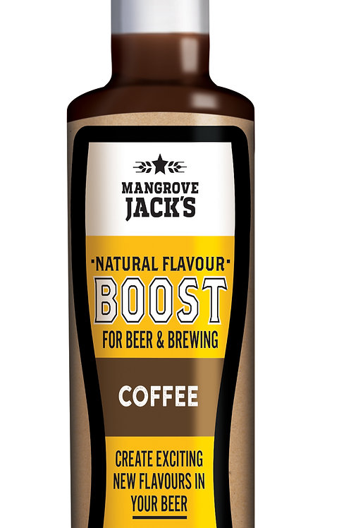 Mangrove Jacks Coffee Flavour