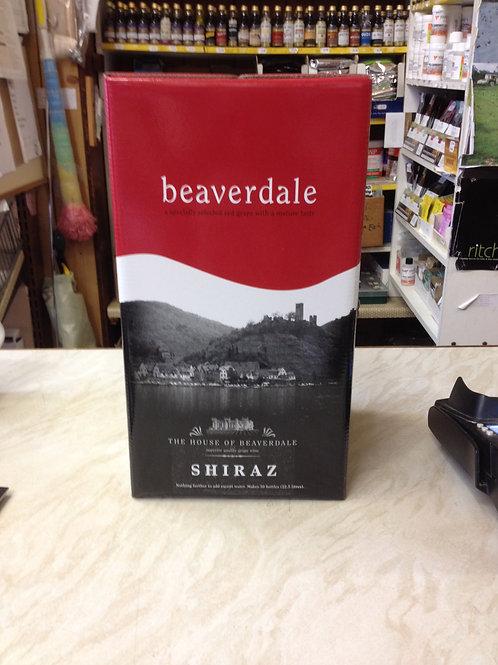 Beaverdale Shiraz 30 bottle kit (6 litres)