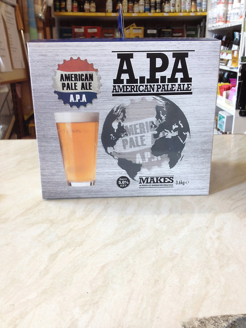 Young's American Pale Ale 3.6KG - A.P.A