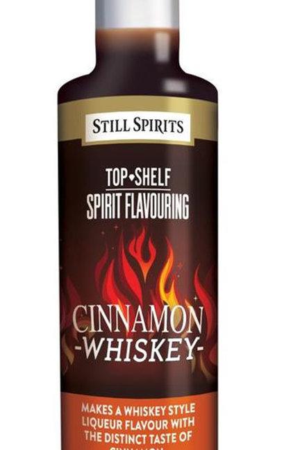 Still Spirits Top Shelf Cinnamon Whiskey Liqueur