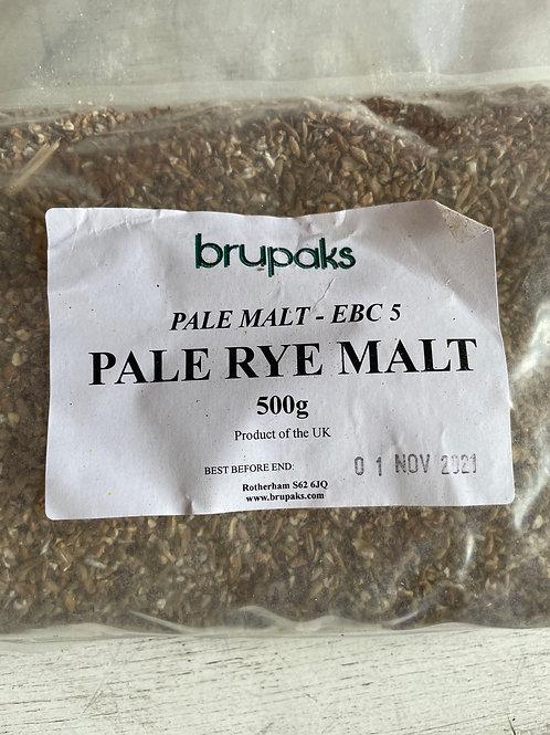 Palel Rye Malt 500g