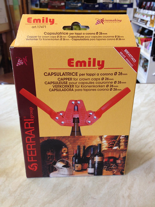 Ferrari Emily Capper