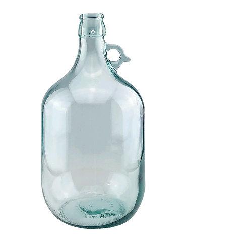 Dama Glass Demi-Jon 1 Gal ( 4.54Ltr ) - Single Handle