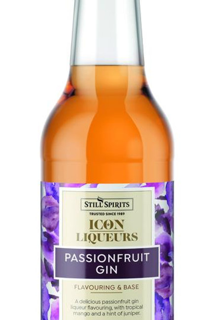 ICON LIQUEURS PASSIONFRUIT GIN FLAVOURING