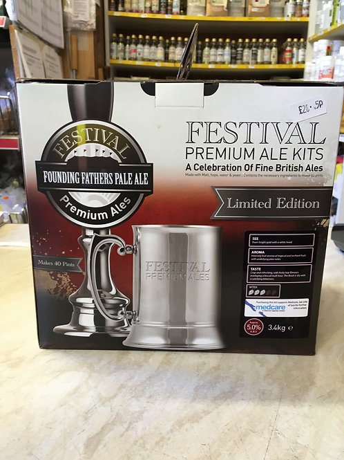 Festival Founding Fathers Pale Ale