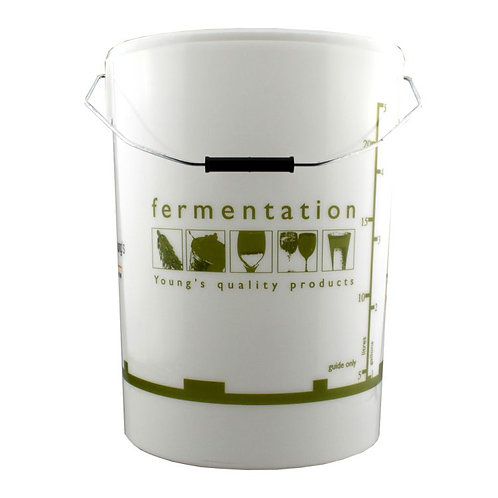 Young's 25 Litre Fermentation Vessel (Full Colour-Graduated)